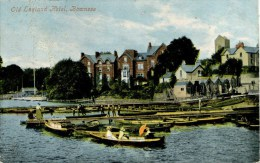CUMBRIA - BOWNESS - OLD ENGLAND HOTEL 1904 Cu332 - Cumberland/ Westmorland