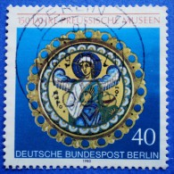 GERMANY BERLIN 40 Pfg.1980 M 625 EMAILLE MEDAILLON *OPERATIO*  - USED - Berlin (West)