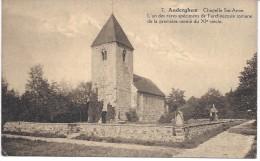 OUDERGEM (1160) AUDERGHEM Chapelle Ste Anne ( L Un Des Rares Spécimens De L Architecture Romane ...) - Auderghem - Oudergem