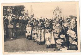 Bretagne - Pardon De Sainte Anne La Palud La Vierge Neuve Excellent état Les Pardons De Bretagne - Autres Communes