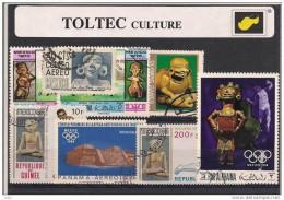 Toltec Culture - Used - Unused - Non Classés