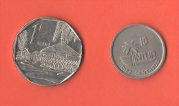 1 Peso E 10 Centavos Per Turisti - Cuba
