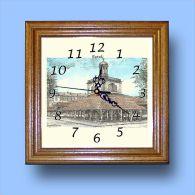 HG CL 31040 - Horloge Avec Une Vue De 31 REVEL - Horloges