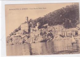 CARD BORGHETTO S.SPIRITO  CASA MARINA STELLA MARIS(SAVONA)-FG-V-2-  0882- 24153 - Savona