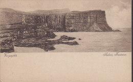 Faroe Islands PPC Suderö, Færøerne Vaagsejdet Brevkort A. Brend Eneret 304321 (2 Scans) - Färöer