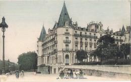 14312. Postal PAU (Pyrenées Atlantiques)  Hotel Gassion - Pau
