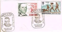 Fragmento Exposicion PUENTEDEUME (Coruña) 1988. Antonio Couceiro - 1931-Hoy: 2ª República - ... Juan Carlos I