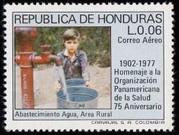 HONDURAS - Scott #C629 Child & Water Pump / Mint NH Stamp - Honduras