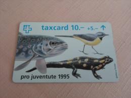 SWITZERLAND -  nice phonecard as on photo