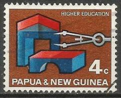 Papua New Guinea - Civil Engineering | Compasses | Higher Education | 1967 - Mi. 108 O - Otros
