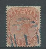 150021927  BERMUDA  YVERT  Nº  16 - Bermudas