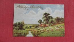 England> Hampshire  Avon Valley  Ringwood Happy BirthdaayTucks Series  Ref 1933 - Non Classificati