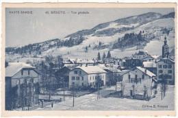 HAUTE-SAVOIE       46.  MEGEVE   -  Vue  Générale - Megève