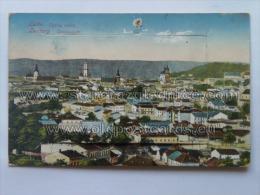 Ukraine 146 Lwow Lviv Lemberg Ed Grunda 209 Damaged Leporello - Ucraina