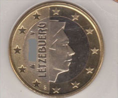 LUSSEMBURGO  2014 1 Euro  FDC - Luxemburgo