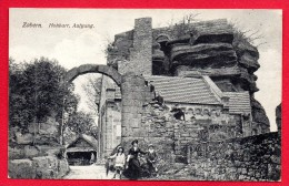 67. Saverne. Zabern. Hohbarr, Aufgang.  Reservelazarett  Zabern VII. Feldpost Zabern Mars 1915 - Saverne