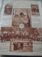 IL SECOLO ILLUSTRATO 1930 IL DUCE  A BARGA MONTECATINI GAVINANA NEMI SAGRA DELLE FRAGOLE - Libri, Riviste, Fumetti