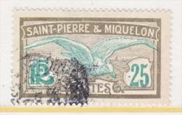 Saint-Pierre And Miquelon  89    (o) - St.Pierre & Miquelon