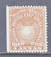 British EAST  AFRICA  19  *   MARGIN COPY - Kenya, Uganda & Tanganyika