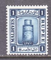 MALDIVES   19   * - Maldives (...-1965)