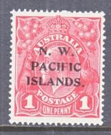 N. W. PACIFIC  ISLANDS  12   *      Wmk.  9  1914  Issue - Papúa Nueva Guinea