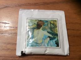 """Sachet De Sucre * Exposition Toulouse-Lautrec 1992 """"La Toilette"""" Béghin Say - Sugars"""