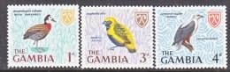 GAMBIA  215 +   **    BIRDS - Gambia (...-1964)