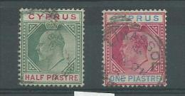150021945  CHIPRE  YVERT  Nº  34/5 - Zypern (...-1960)