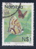 Namibia, Scott # 751 Used Butterflies, 1993 - Namibia (1990- ...)