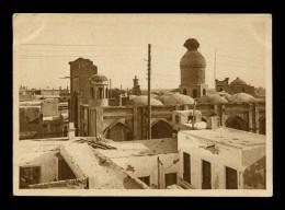 Old Bukhara Uzbekistan Russian Empire.Madrasah. Islamic Architecture. - Uzbekistan