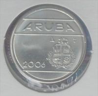 ARUBA 10 CENTS 2006 PICK KM2 UNC - Monedas
