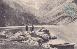 C P A---65---CAUTERETS---le  Lac De Gaube---voir 2 Scans - Cauterets