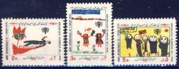 ##K1568. Iran. Islamic Republic 1979. Michel 1962-64. MNH(**) Please See The Description!! - Iran