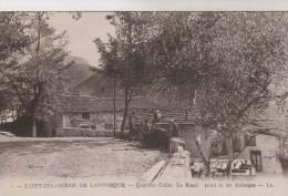SAINT COLOMBAN DE LANTOSQUE   QUARTIER COLLET - Autres Communes