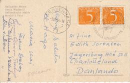 Esperanto, Kaart Congres 1964, Den Haag (7008) - Esperanto