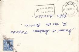 Esperanto, La Langue Internationale, Verviers 1977 (7016) - Esperanto