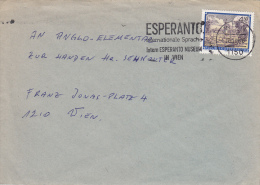 Esperanto, Internationale Sprache, Intern. Esperanto Museum Wien (7024) - Esperanto