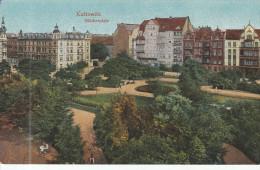 Pologne Kattowitz Blücherplatz - Polonia