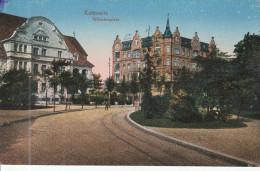 Pologne Kattowitz Wilhelmsplatz - Polonia