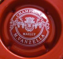 Capsule De Champagne VANZELLA  Rouge  Côte = 8,00€ - Champagne
