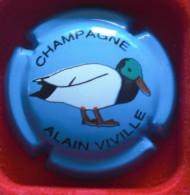 Capsule De Champagne VIVILLE N° 2    Côte = 9,00€ - Champagne