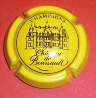 Capsule De Champagne CHATEAU DE BOURSAULT   Côte = 10,00€ - Champagne
