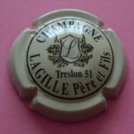 Capsule De Champagne  LAGILLE N° 2      Côte = 7,00€ - Champagne
