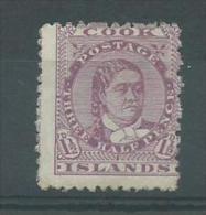 150021956  COOK  ISL.  YVERT  Nº  7C  */MH - Islas Cook