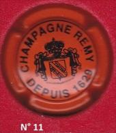 Capsule De Champagne  REMY  Orange     Côte = 6,00€ - Champagne
