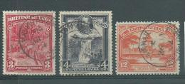 150021969  GUYANA GB   YVERT  Nº  144/145/147 - Britisch-Guayana (...-1966)