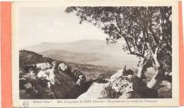 MAROC -  Campagne Du Riff -   Un Poste Dans La Vallée De L´OUERGHA - Guerres - Autres