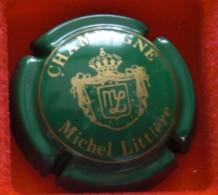 Capsule De Champagne  LITTIERE   Côte = 5,00€ - Champagne