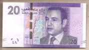 Marocco - Banconota Circolata Da 20 Dirhams P-74 - 2012 #19 - Marokko