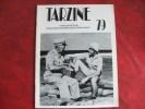 TARZINE N°79 Revue En Anglais De 1990 Tarzan John Carter Edgar Rice Burroughs - Revues & Journaux